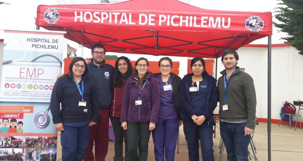 Operativos de salud en terreno